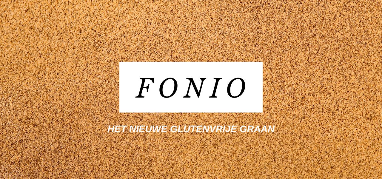 Fonio, het nieuwe glutenvrije graan