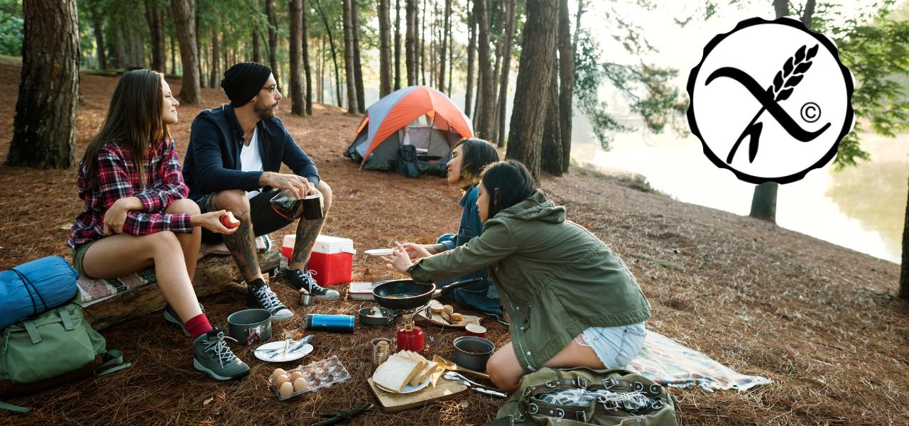 Glutenvrij kamperen doe je zo!