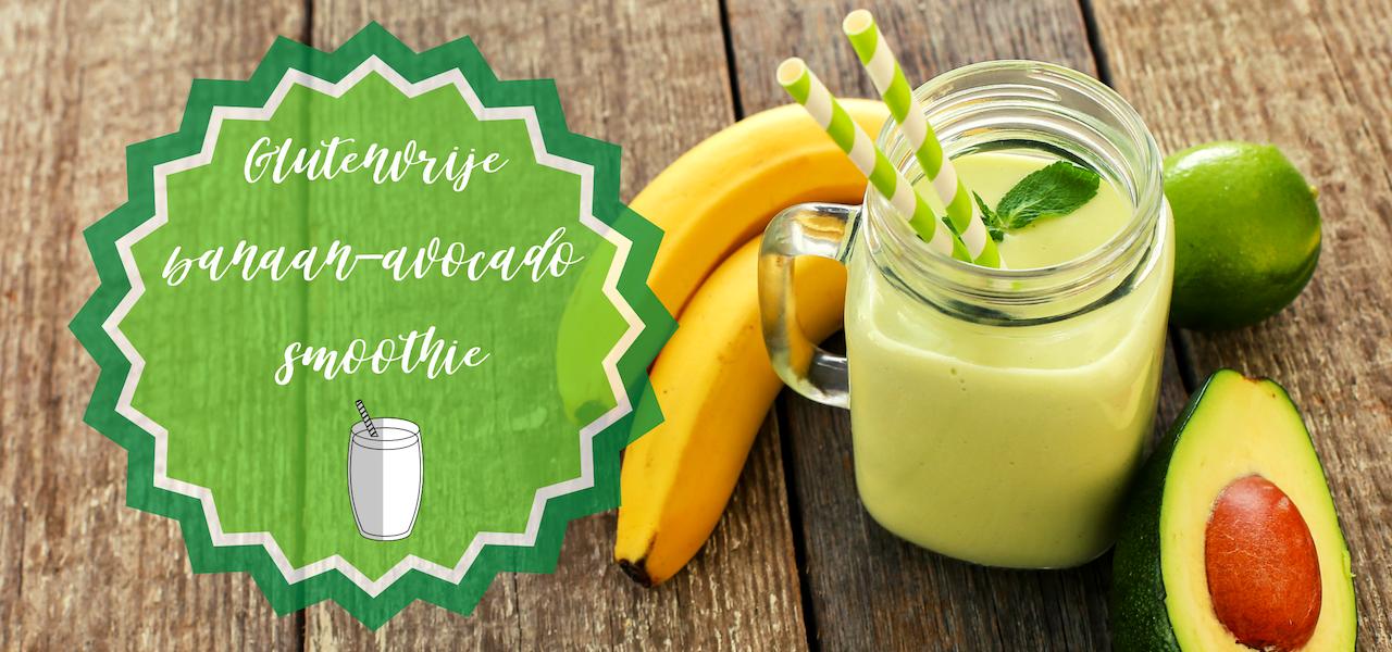 Recept: Banado – Glutenvrije Banaan & Avocado smoothie