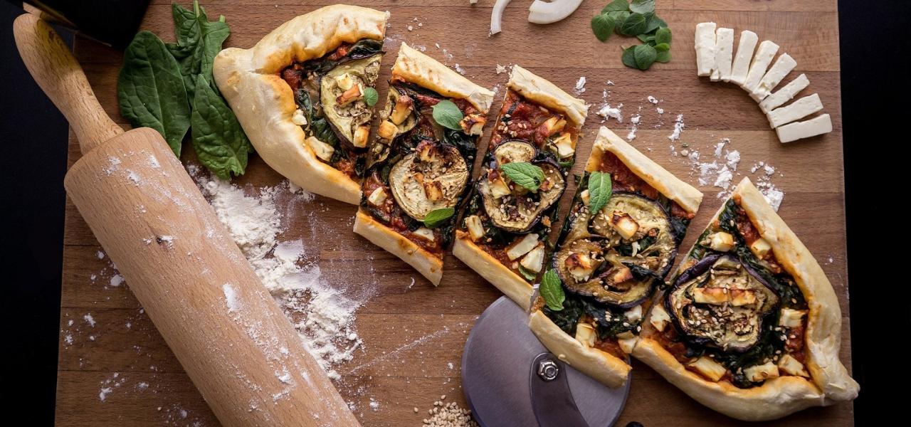 Glutenvrije Turkse Pide recept