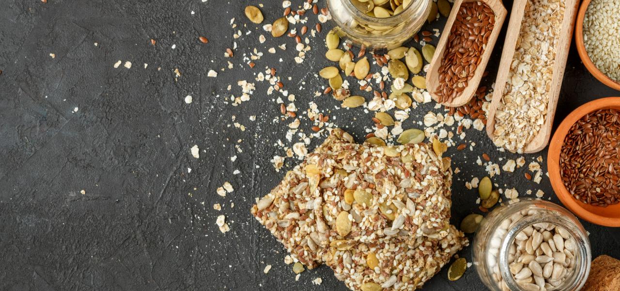 Recept: glutenvrije crackers van havermout