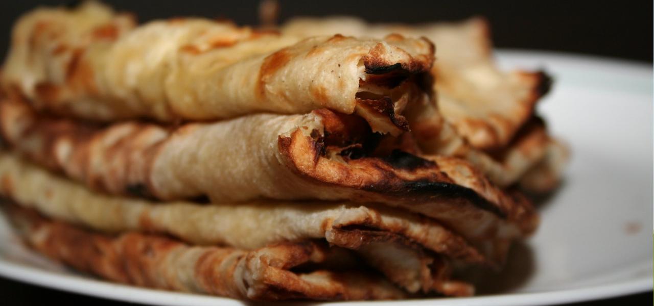 Recept: glutenvrij naanbrood
