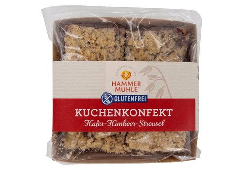 Hammermühle Haver-Frambozen Crumble