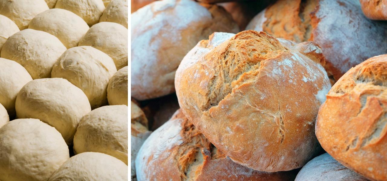 Recept: glutenvrije krokante broodjes