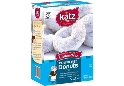 Katz Gluten Free Diepvries Donuts Poedersuiker