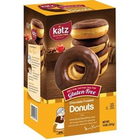 Donuts Chocoladeglazuur