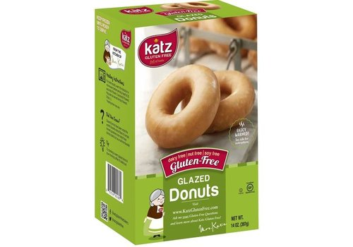 Katz Gluten Free Diepvries Donuts Vanilleglazuur