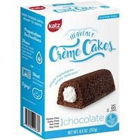Crème Cakes Chocolade