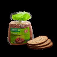 Zwartbrood Gesneden