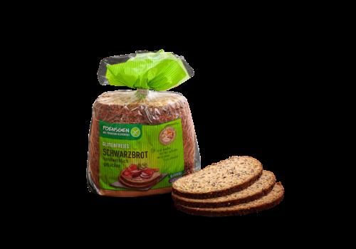 Poensgen Zwartbrood Gesneden