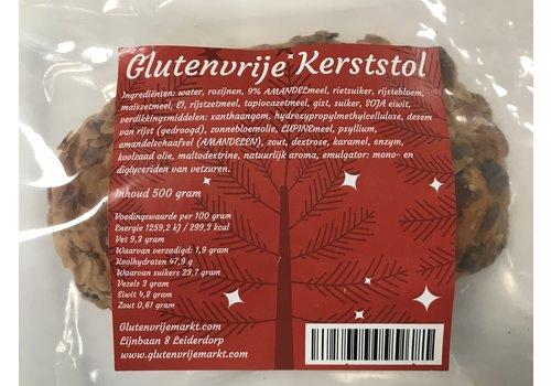 Glutenvrijemarkt.com Glutenvrije Kerststol (THT 30-1-2020)
