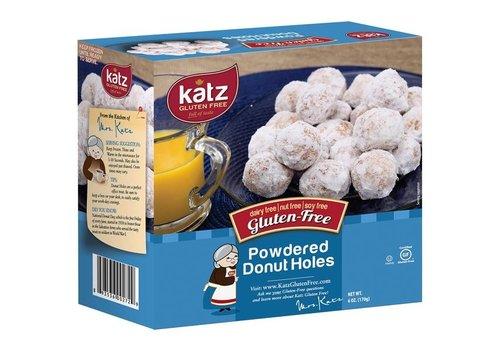 Katz Gluten Free Diepvries Donut Bolletjes Poedersuiker