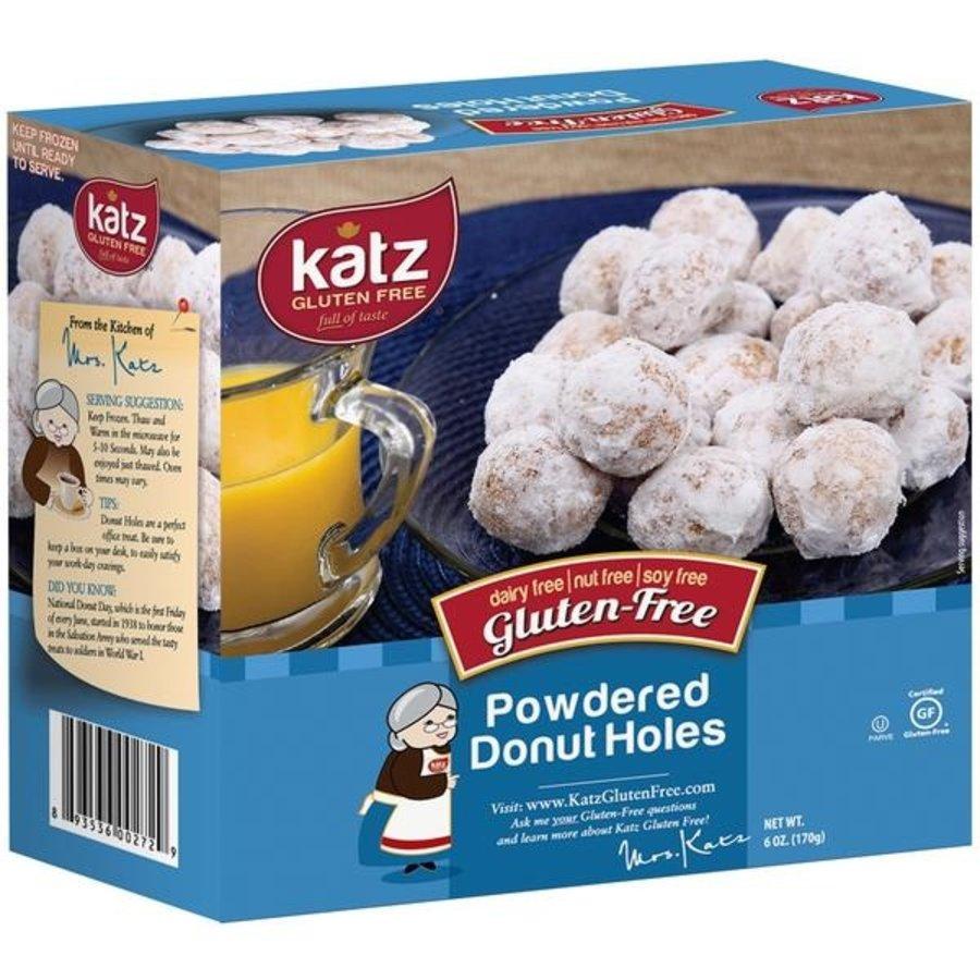 Donut Bolletjes Poedersuiker