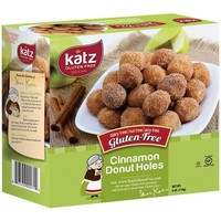 Donut Bolletjes Kaneel