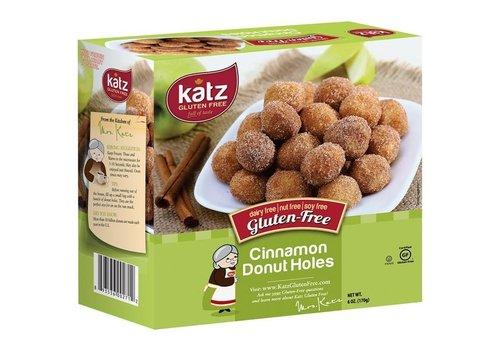 Katz Gluten Free Diepvries Donut Bolletjes Kaneel