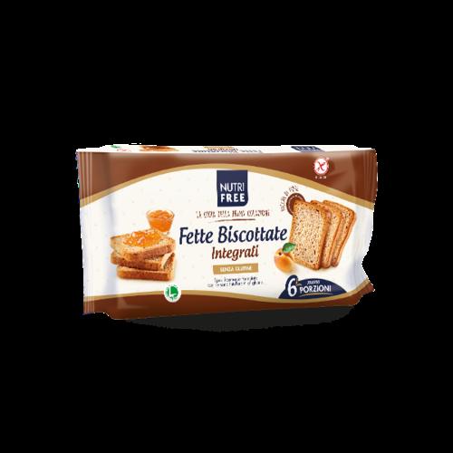 Nutrifree Fette Biscottate Volkoren (Beschuitbroodjes)