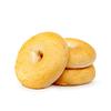 Happy Bakers Bagels Wit 4 stuks