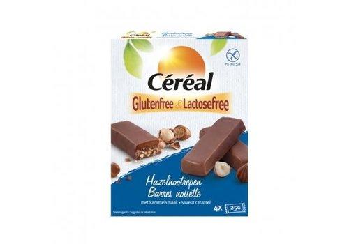 Cereal Hazelnootrepen met Karamelsmaak