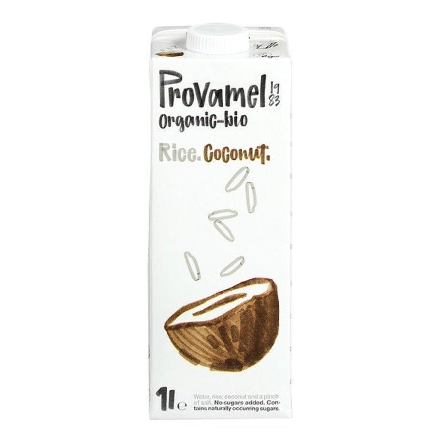 Rijst-Kokos Drink Biologisch