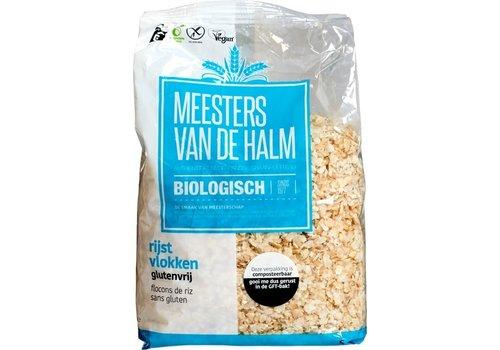 De Halm Rijstvlokken Biologisch