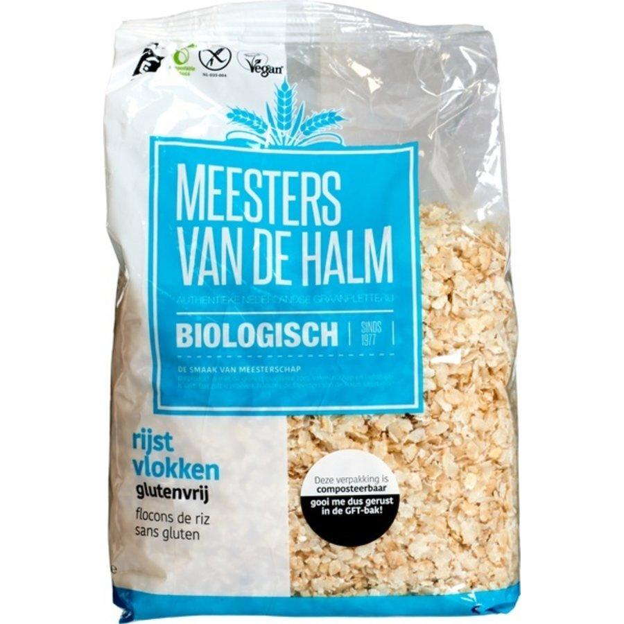Rijstvlokken Biologisch