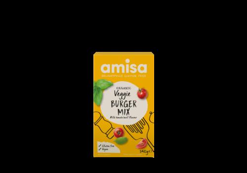 Amisa Veggie Burgermix Biologisch