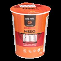 Chili Miso Ramen Instant Noodles Biologisch