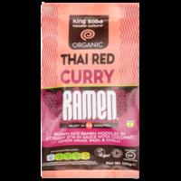 Thai Red Curry Ramen Biologisch