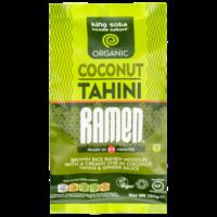 Coconut Tahini Ramen Biologisch