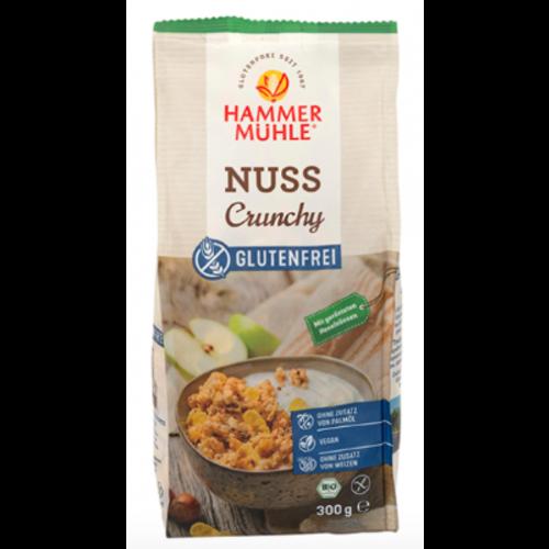 Hammermühle Crunchy Notenmuesli Biologisch