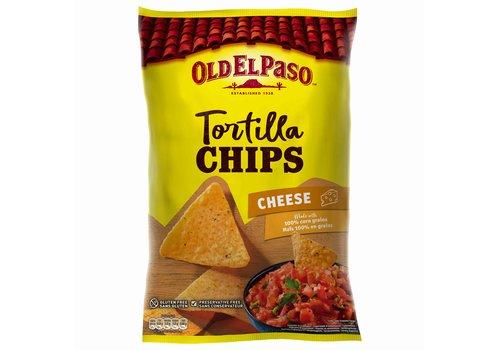 Old El Paso Tortilla Chips Cheese