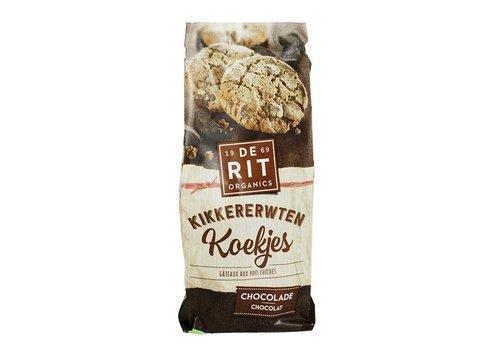 De Rit Kikkererwtenkoekjes Chocolade Biologisch