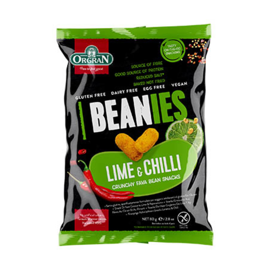 Beanies Lime & Chili