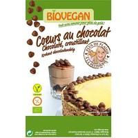 Chocoladehartjes Biologisch