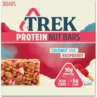 Protein Nut Bar Coconut Raspberry 3-pack (THT 24-3-2020)