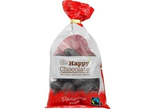 Happy Chocolate Paaseieren Puur Biologisch