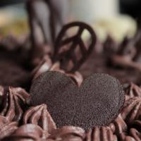 Recept: Glutenvrije zwarte bonen chocoladetaart
