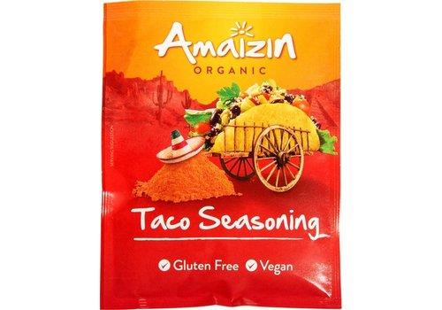 Amaizin Taco Kruidenmix Biologisch