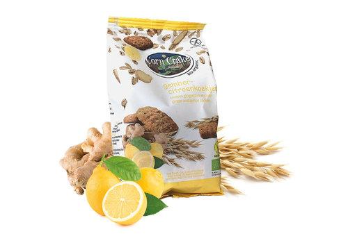 Corn Crake Gember-Citroenkoekjes Biologisch