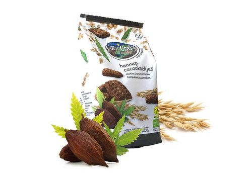 Corn Crake Hennep-Cacaokoekjes Biologisch  (THT 13-09-2020)