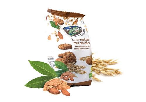 Corn Crake Haverkoekjes met Amandel Biologisch (THT 13-09-2020)