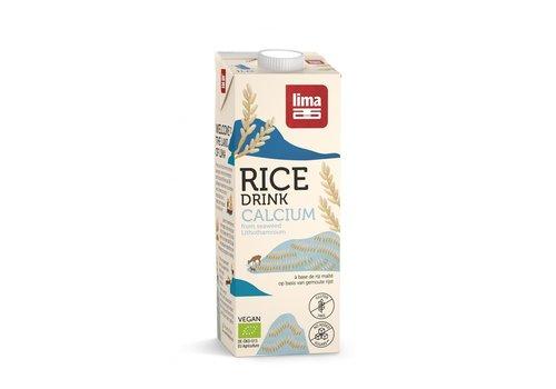 Lima Rice Drink met Calcium Biologisch