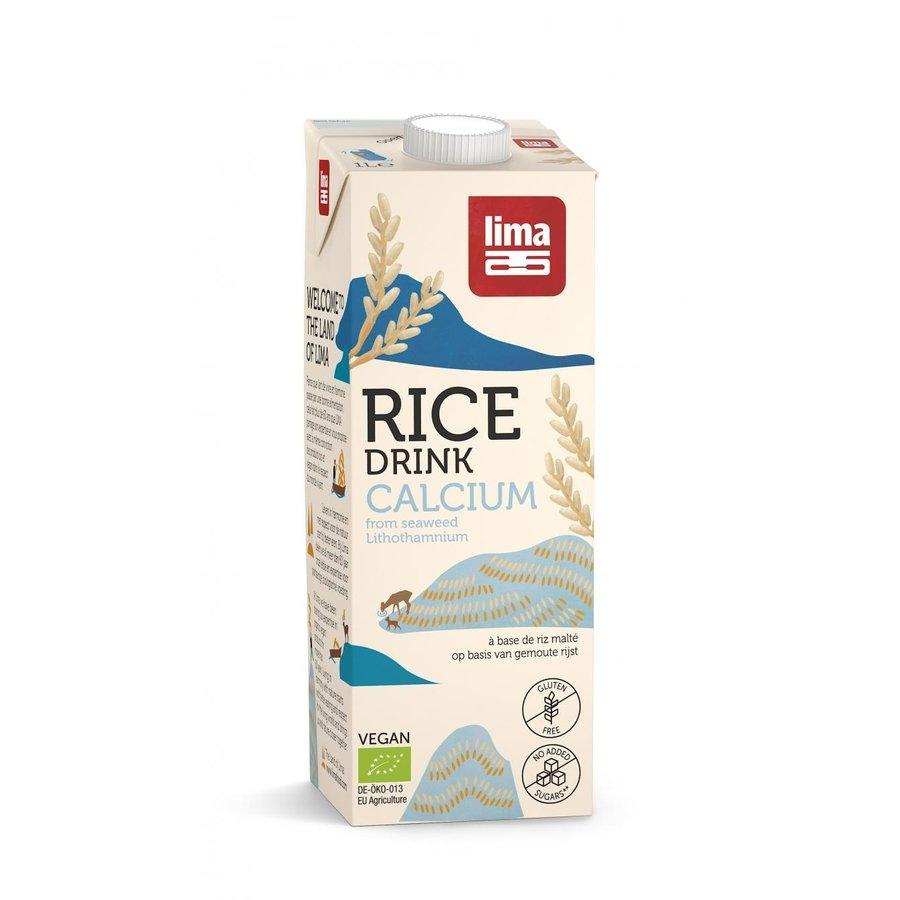 Rice Drink met Calcium Biologisch