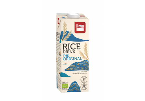Lima Rice Drink Original Biologisch 1L