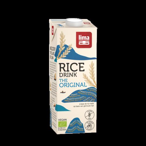 Lima Rice Drink Original Biologisch 1L