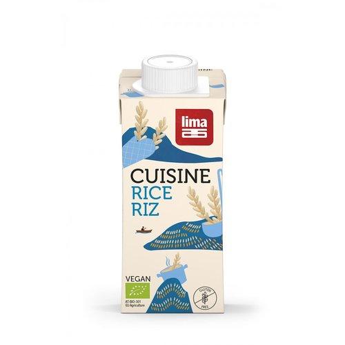 Lima Cuisine Rijst Biologisch