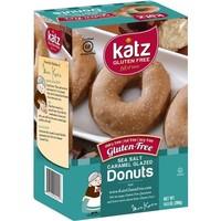 Donuts Karamel Zeezout