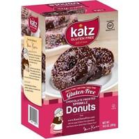 Donuts Chocoladeglazuur met Sprinkels