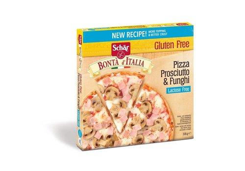 Schär Diepvries Pizza Prosciutto & Funghi