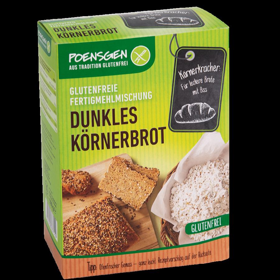 Broodmix Donker Meergranen